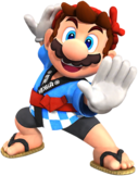 MKT Art Mario (happi)