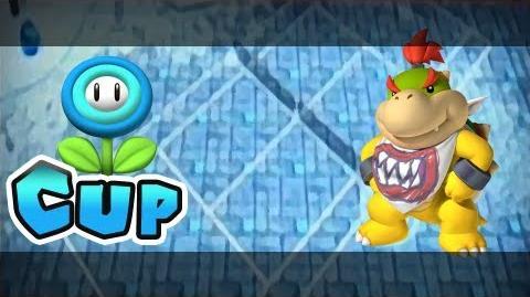 Mario Tennis Open - Part 7 - Ice Flower Cup