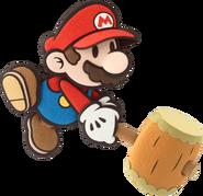 PMSS Mario mit seinen Hammer