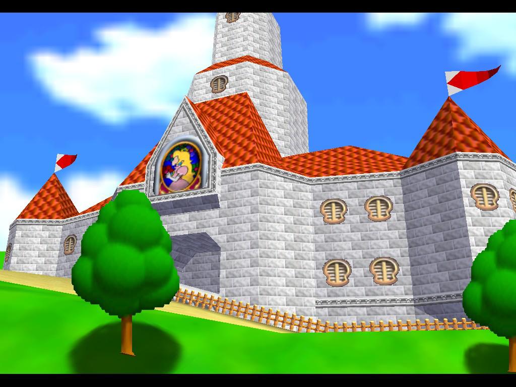 3646fcdf050 Princess Peach s Castle