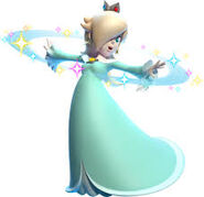 Rosalina(Artwork Super Mario 3D World)
