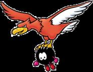Albatoss Artwork - Super Mario Bros. 2