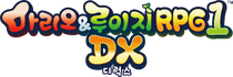 M&LRPG1DX-KOR-Logo