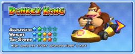 MKAGP2 Screenshot Donkey Kong Standard-Kart