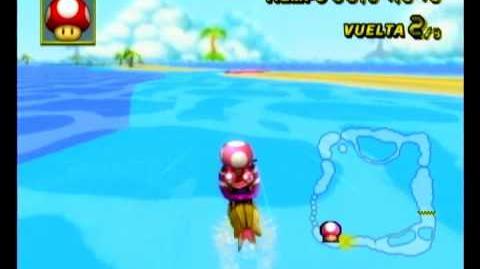 Mario Kart Wii- GBA Playa Shy Guy- 1.31.424