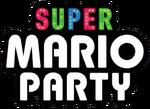 Super Mario Party Logo