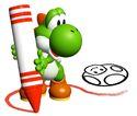 MP3 Artwork Yoshi