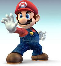 Mario, Super Smash Bros. Brawl