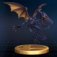 Ridley - SSBB (trophée)