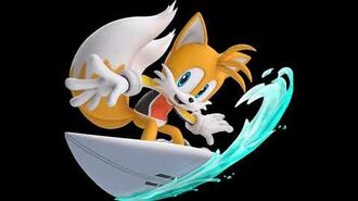 Tails Voice Clips - Mario and Sonic at the Tokyo 2020 Olympic Games