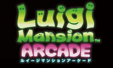 LuigiMansionArcadelogo