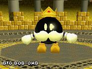 MKDS Screenshot König Bob-omb