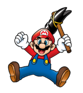 MPA Artwork Mario 3