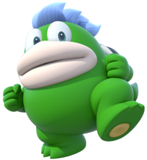 Spike-Mario Party 10