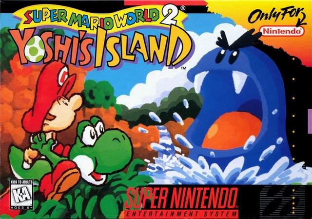 Файл:Super Mario World 2 - North American Boxart.png