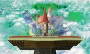 Château de Peach 3DS DF