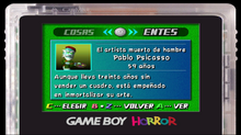 Info Pablo Psicasso LM-0