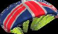 MKT Sprite Union-Jack-Gleitschirm
