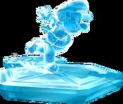 SMG Artwork Eis-Mario