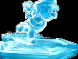 Eis-Verwandlung (Super Mario Galaxy)