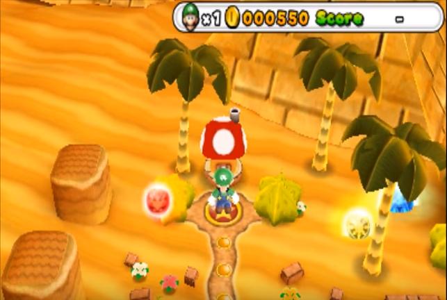 World 3 (Puzzle & Dragons: Super Mario Bros  Edition
