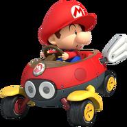479px-Baby Mario Artwork (shadowless) - Mario Kart 8-1-