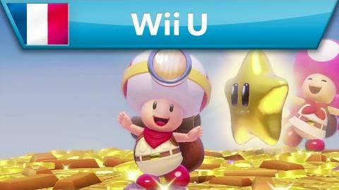Captain Toad Treasure Tracker - Toad ne sera pas seul pour chercher des trésors! (Wii U)