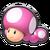 MK8 Toadette Icon