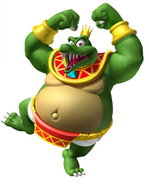 MSS Artwork King K. Rool