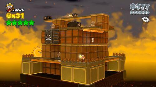 Monde 7-Toad 3D World