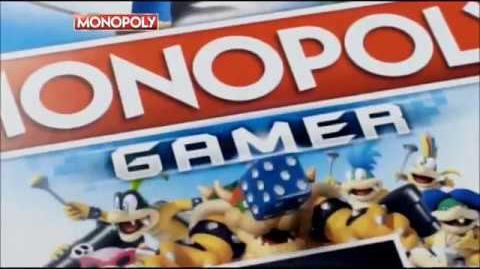 Publicité Monopoly Gamer