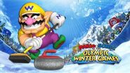 Wario Voice Clips Mario & Sonic at the Olympic Winter Games