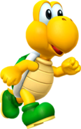 Artwork Koopa (MP10)