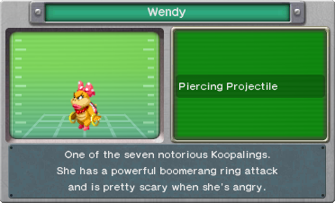 BISDX- Wendy Profile