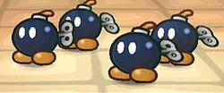 Bob-omb Squad