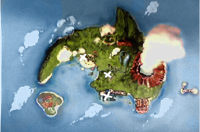 Isla Delfino