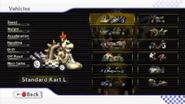 MKW Screenshot Knochen-Bowsers Fahrzeuge