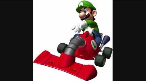 Mario Kart DS - Rainbow Road Music HQ