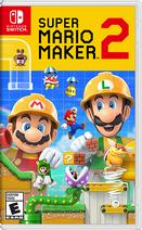 SuperMarioMaker2 Обложка