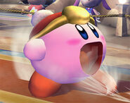 Kirby Rey Dedede SSBB