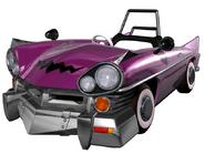 MKDD Wario Car 1