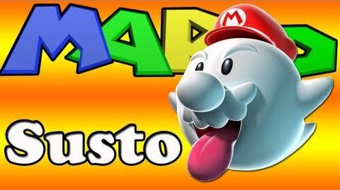 Mario 64 O chapéu Invisivel =