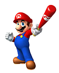 Mario dans sluggers