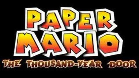 Paper Mario Shadow Sirens Battle