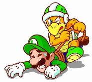 SPP Artwork Luigi