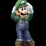 Luigi - SSBB
