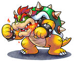 M&L5 Artwork Bowser