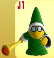 Magikoopa vert Sluggers