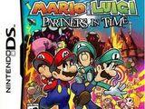 Mario & Luigi: Compañeros en el Tiempo