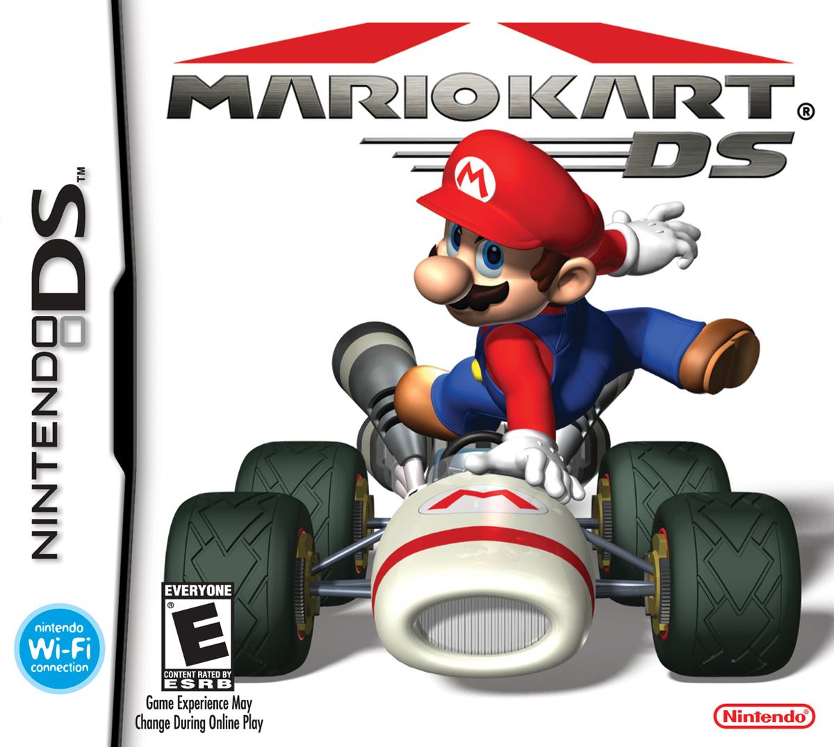 Mario Kart Ds Mario Circuit 1